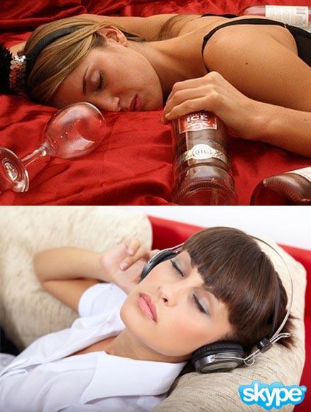 Лечение алкоголизма онлайн по Скайпу
