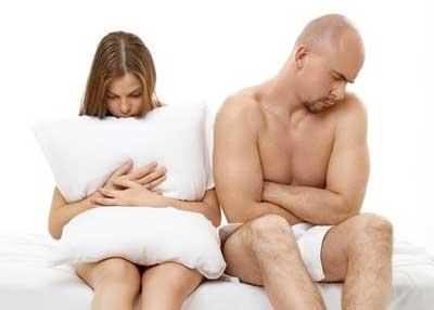 Сексуальные проблемы нужно решать до брака